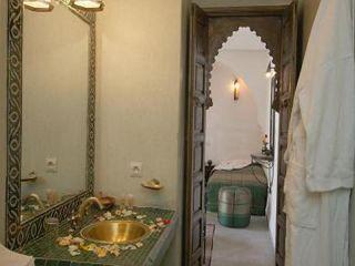 Marrakesch im Riad Nerja