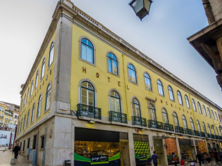 Lissabon im Americano Inn Rosio Hotel
