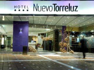 Almeria im Nuevo Torreluz Hotel