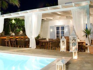 Urlaub Ornos im Dionysos Hotel Mykonos
