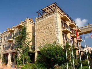 Urlaub Kalkan im Asfiya Sea View Hotel