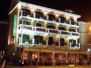 Vathy im Aeolis Hotel