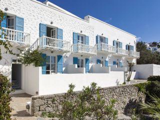 Mykonos-Stadt im Leto Hotel