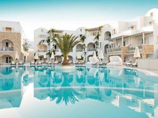 Kamari im Aegean Plaza Hotel
