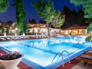 Urlaub Nikiti im Porfi Beach Hotel