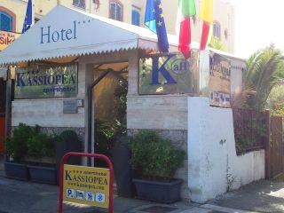 Giardini-Naxos im Kassiopea Aparthotel