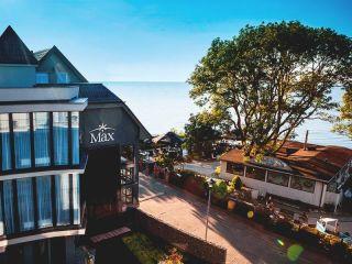 Urlaub Ustronie Morskie im Hotel Max