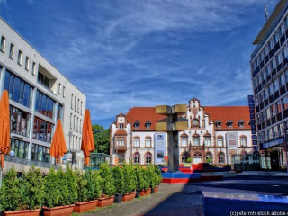 Mülheim an der Ruhr im Best Western Hotel im Forum Mülheim