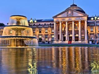 Wiesbaden im Best Western Hotel Wiesbaden