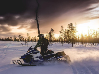 Urlaub Lycksele im Lappland