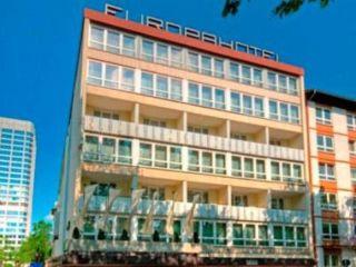 Mainz im advena Europa Hotel Mainz