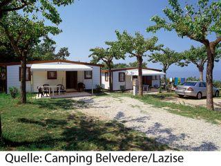 Lazise im Camping Belvedere