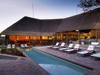 Kasane im Chobe Bush Lodge