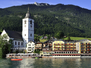 Urlaub St. Wolfgang im Salzkammergut im Romantikhotel im Weissen Rössl