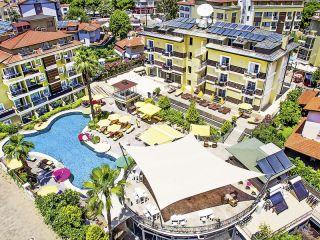Urlaub Içmeler im Mersoy Bellavista Hotel