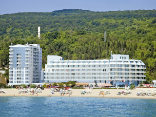 Urlaub Goldstrand im Berlin Golden Beach Hotel