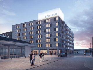 Aalborg im Zleep Hotel Aalborg