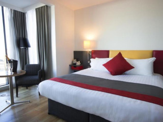 Newcastle upon Tyne im Sleeperz Hotel Newcastle