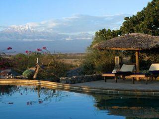 Urlaub Kilimandscharo-Nationalpark im Kia Lodge