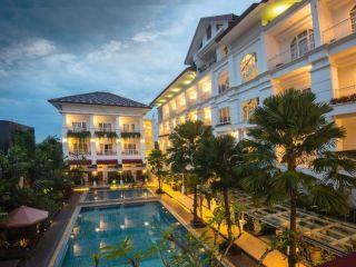 Urlaub Yogyakarta im Gallery Prawirotaman Hotel