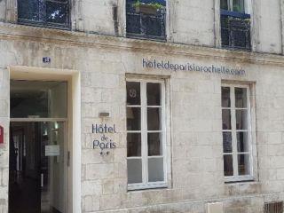 La Rochelle im Hôtel de Paris