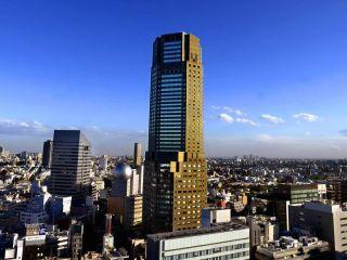 Urlaub Tokio im Cerulean Tower Tokyu Hotel