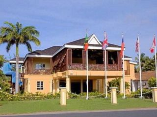 Basseterre im Sugar Bay Club Suites & Hotel