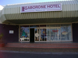 Gaborone im Gaborone Hotel