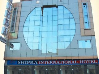 Delhi im Hotel Shipra International