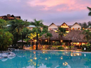Sigatoka im Outrigger Fiji Beach Resort
