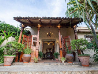 Managua im Hotel Los Robles