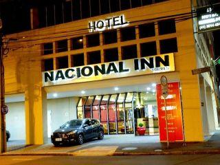 Curitiba im Hotel Nacional Inn Torres Curitiba