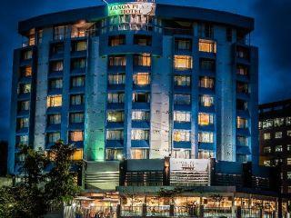 Suva im Tanoa Plaza Hotel
