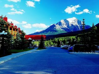 Lake Louise im The Post Hotel & Spa