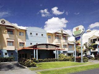 Cairns im Cairns Queens Court