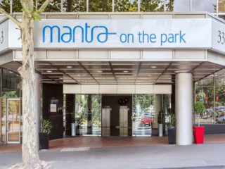 Melbourne im Mantra on the Park