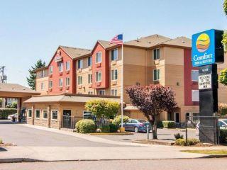 Urlaub Portland im Comfort Inn & Suites Portland Airport