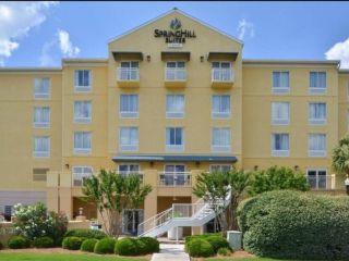 Charleston im SpringHill Suites Charleston Downtown/Riverview