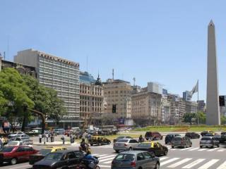 Buenos Aires im Globales República
