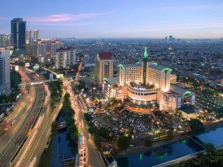 Urlaub Jakarta im Ciputra Jakarta
