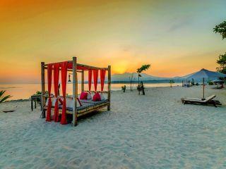 Urlaub Sire Beach im Tugu Lombok
