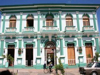 Granada im Hotel Dario