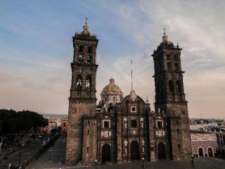 Urlaub Puebla de Zaragoza im Casa Rosa Gran Hotel Boutique