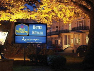 Urlaub Bournemouth im Best Western Hotel Royale