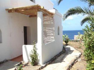 Insel Stromboli im La Sciara