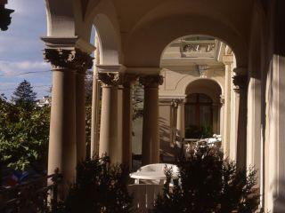 Montreux im Villa Toscane