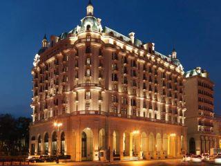 Baku im Four Seasons Hotel Baku