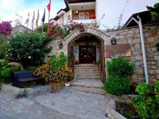 Urlaub Datça im Villa Anfora Otel