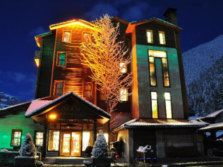 Urlaub Uzungöl im Uzungöl inan Kardesler Hotel