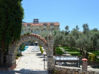 Fethiye im Doga Hotel